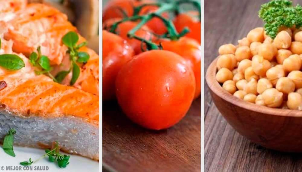 7 alimentos que prolongan la vida