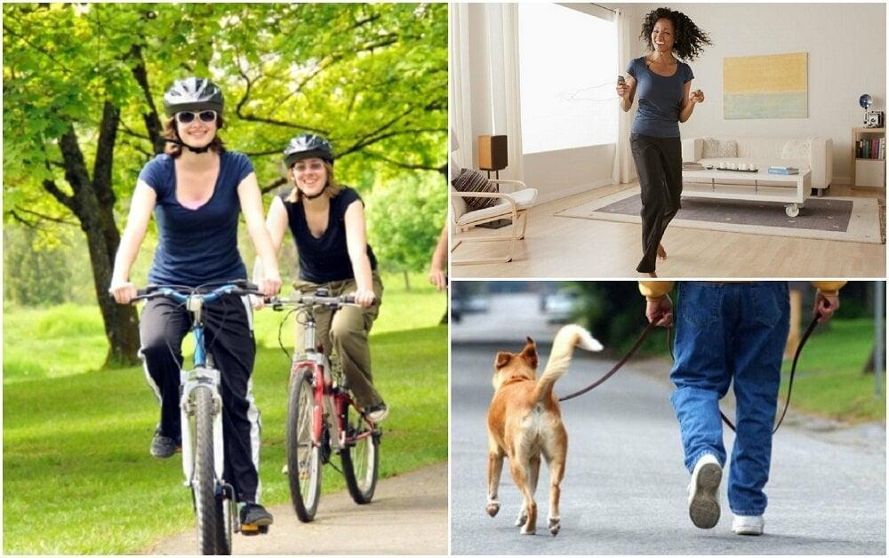 7 actividades que te ayudan a quemar calorías mientras te diviertes