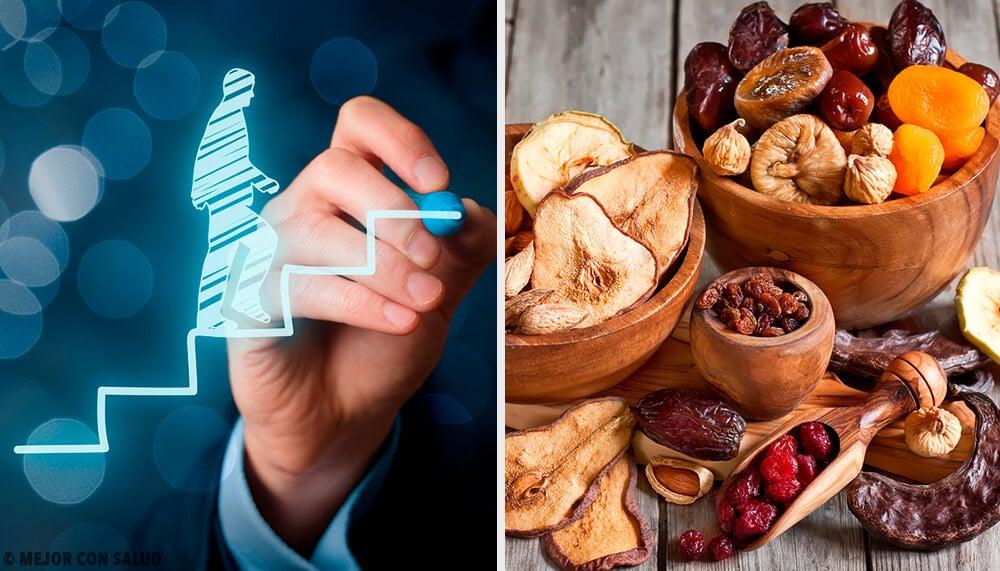 7 alimentos energéticos para lograr un día más productivo