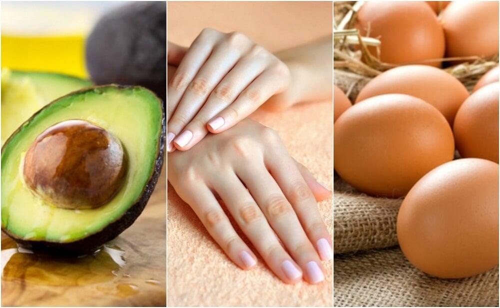 7 alimentos que debes añadir en tu dieta si quieres fortalecer tus uñas