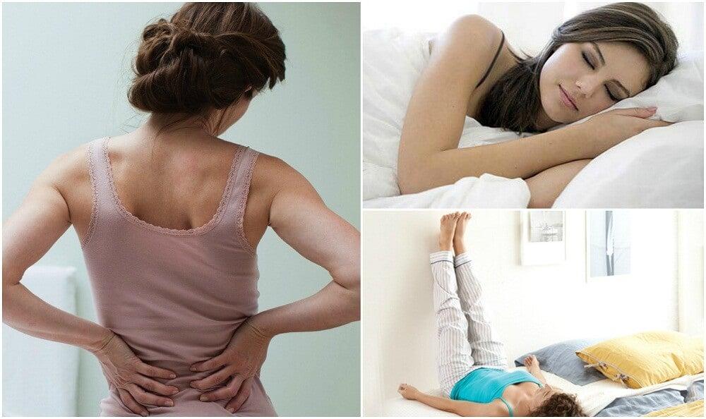 7 cosas que puedes hacer para evitar el dolor lumbar
