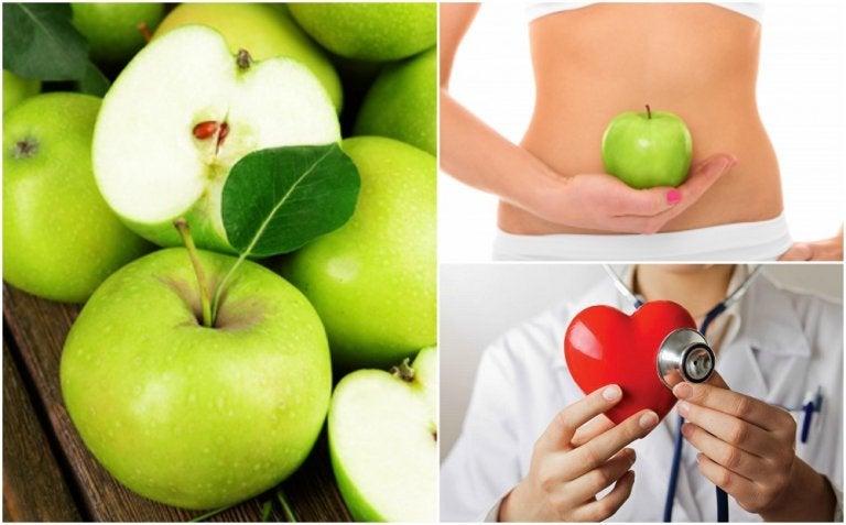7 razones por las que deberías comer una manzana verde en ayunas ...