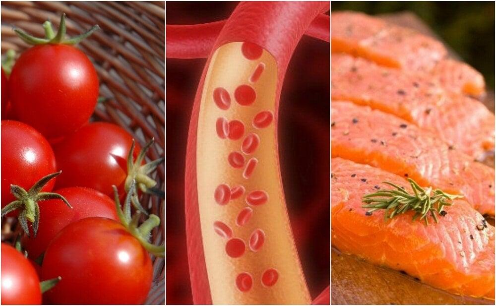 8 alimentos que debes incluir en tu dieta si quieres proteger tus arterias