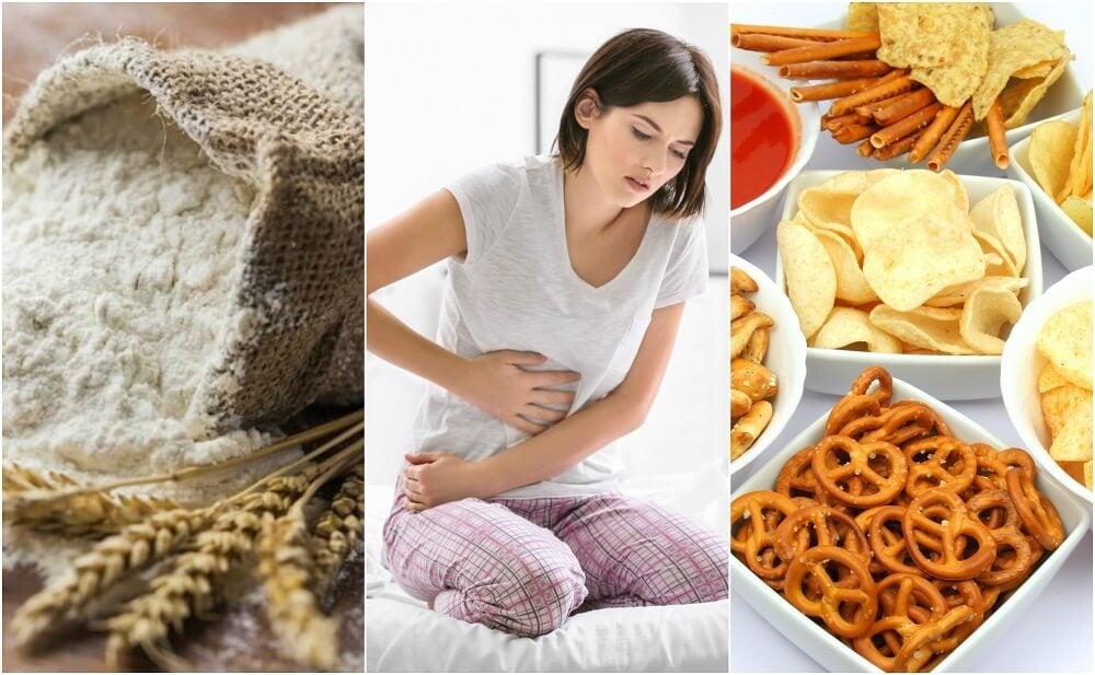 8 alimentos que no debes comer cuando tienes inflamación