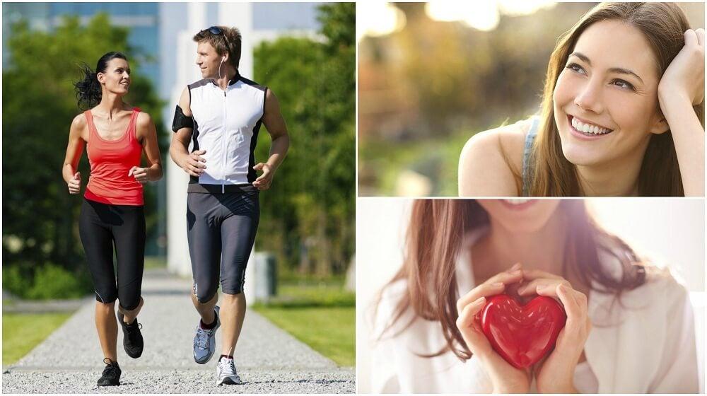 8 motivos por los que deberías empezar a hacer ejercicio
