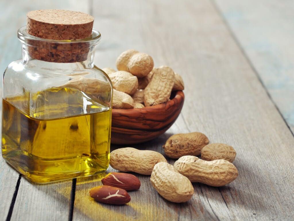 Aceite de cacahuete, el aceite más saludable