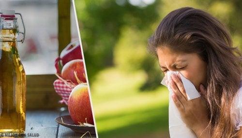 No más alergias con estos 4 trucos caseros