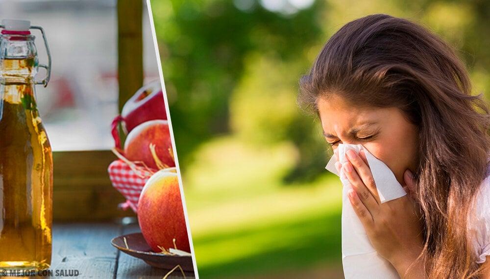 Alergias, despídete de ellas con estos 4 trucos caseros