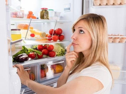 Algunos alimentos que no se deben congelar