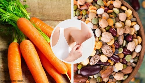 Alimentos para prevenir la flacidez