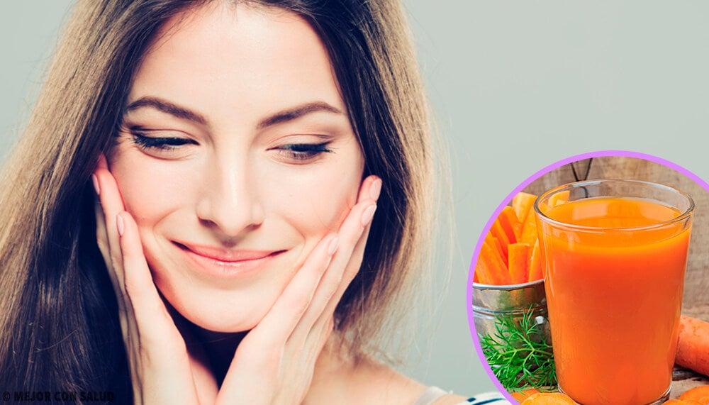 Alimentos para una piel sana
