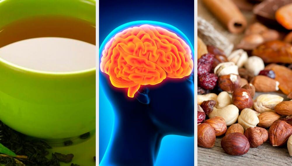 Alimentos que potencian la memoria y consejos para estimular la actividad cognitiva