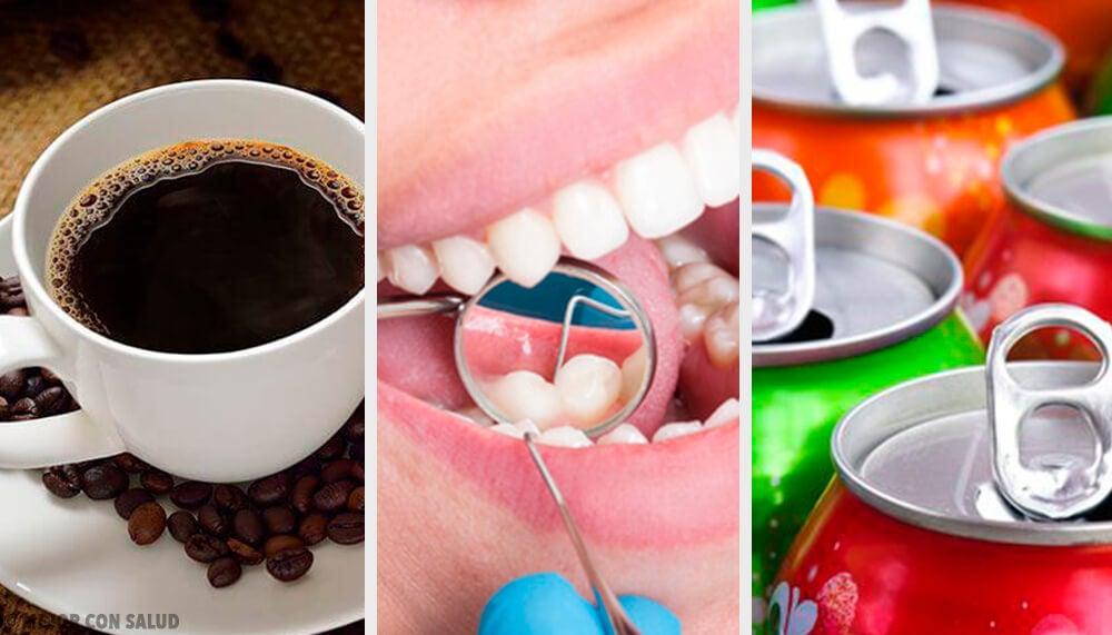 6 alimentos que producen caries