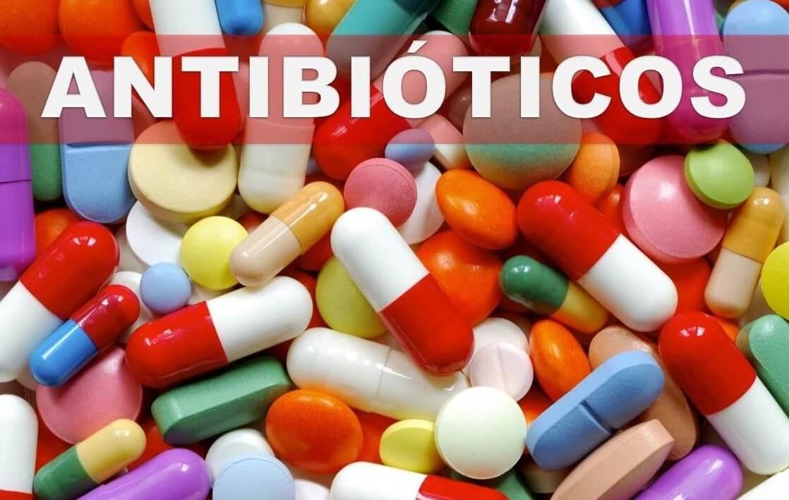 Antibióticos de amplio espectro