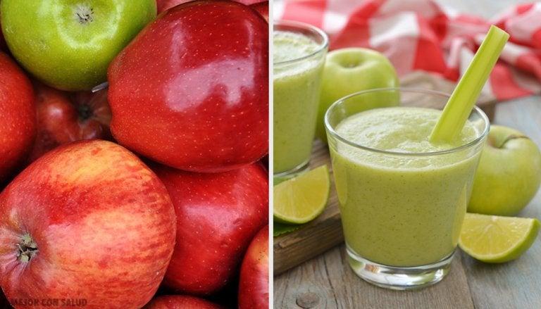 Beneficios de la manzana y 9 maneras de consumirla