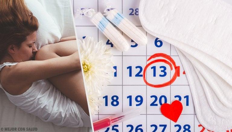 ¿Cómo la menstruación afecta el estado de ánimo?