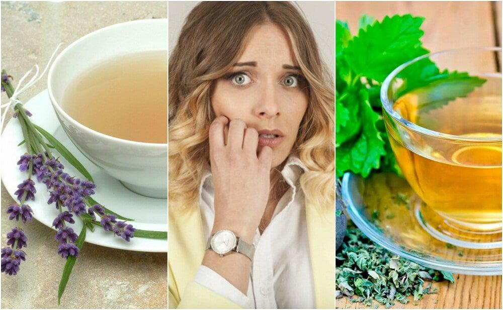 Cómo calmar el nerviosismo con 5 remedios herbales