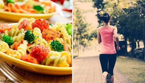 ¿Cómo comer pasta y mantener el peso ideal?