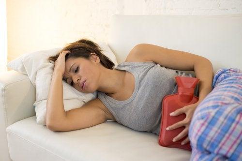 ¿Cómo controlar el dolor en el período menstrual?