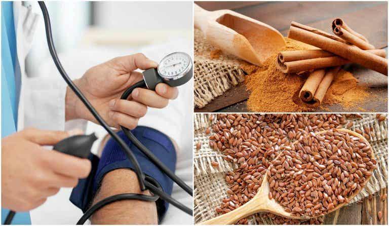 Cómo controlar la presión arterial alta con 5 remedios caseros