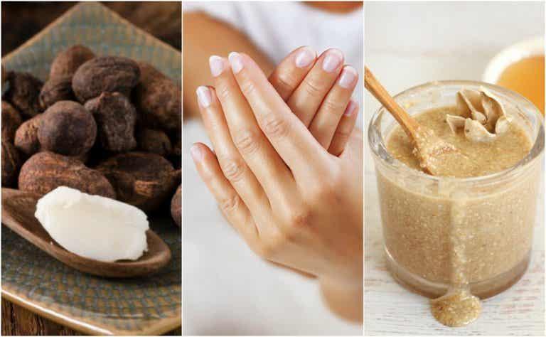 Cómo hidratar las manos con 5 remedios caseros