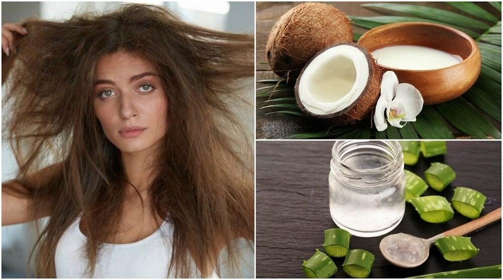Cómo preparar 5 mascarillas para proteger tu cabello del sol