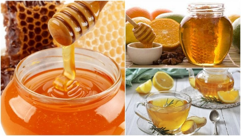 Prepara 5 remedios con miel de abejas para mejorar tu salud