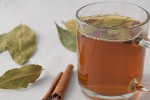 Cómo preparar este té natural para reducir centimetros de cintura