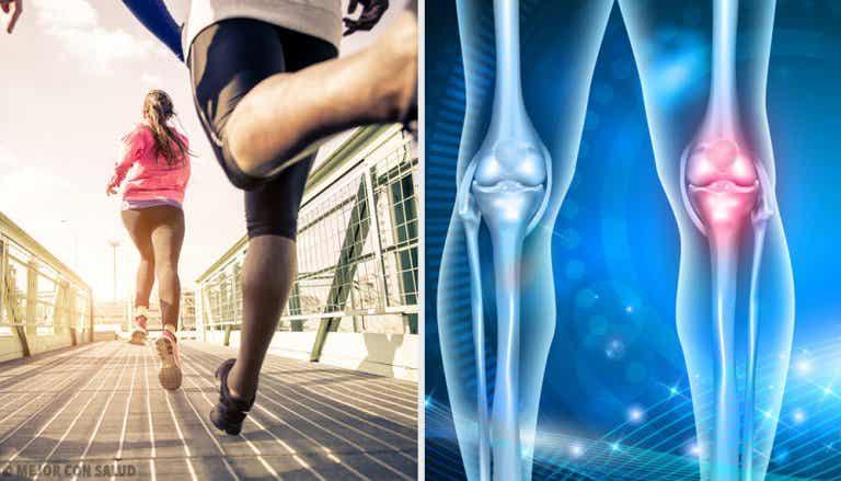 Hábitos que te provocan dolor en las rodillas