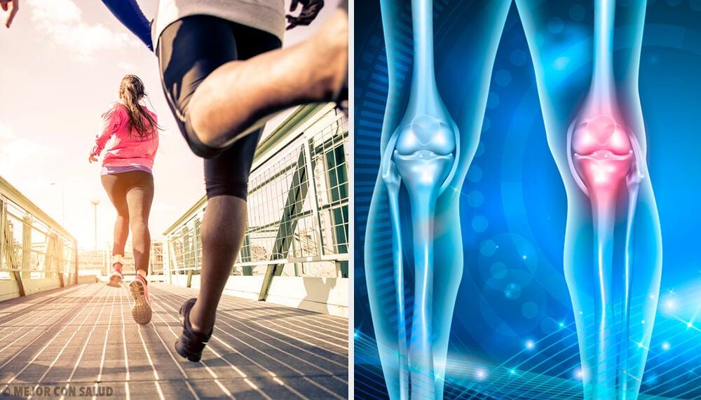Hábitos que te provocan dolor de rodilla