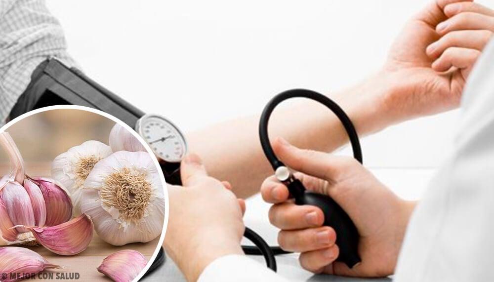 ¿Cómo tratar la hipertensión? conoce aquí 4 remedios naturales