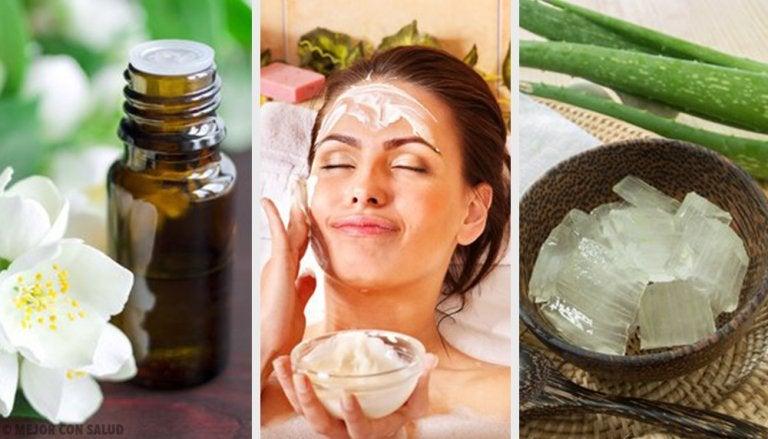 Cómo tratar la resequedad de la piel de manera natural