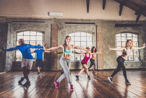 Cardio dance para mejorar la condición física