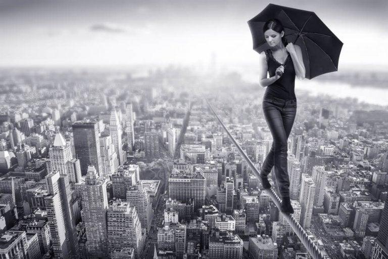 Consejos para evitar el vértigo por miedo de las alturas