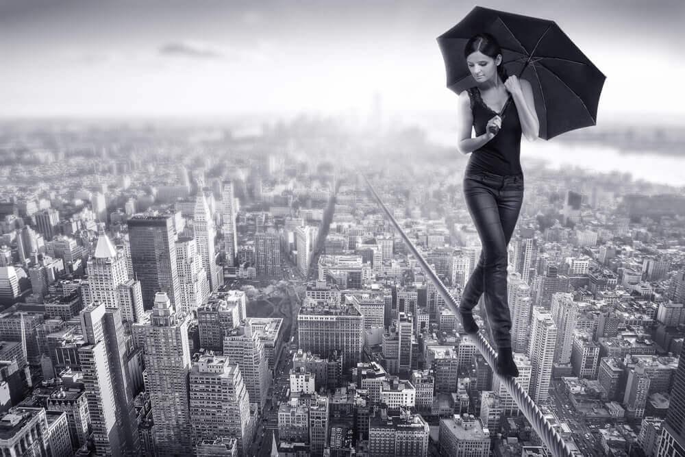 Consejos para evitar el vértigo de las alturas