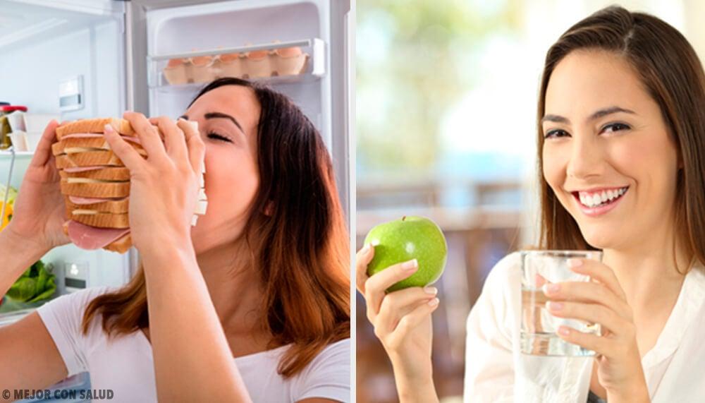 Consejos para evitar la adicción a ciertos alimentos