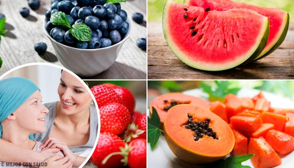 ¿Consumir frutas y verduras con regularidad previene el cáncer?