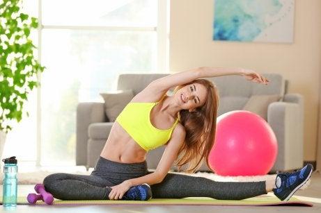 ejercicio para la ansiedad nerviosa