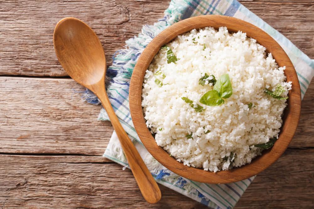 Cuál es la forma más saludable de comer arroz