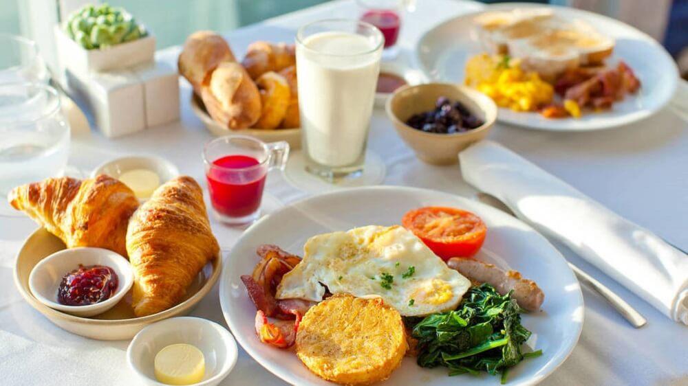 Desayunar cada mañana