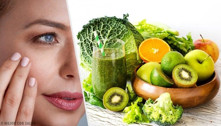 Frutas para combatir la piel seca y agrietada