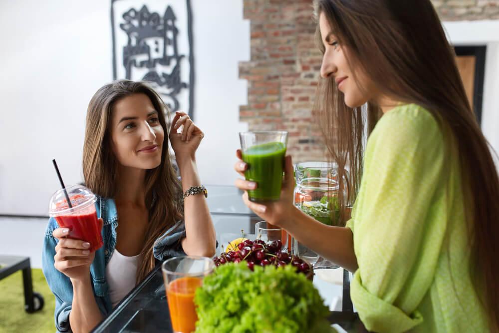 Grandes beneficios de incluir batidos en tu dieta