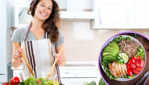 La comida sana mejora nuestra autoestima