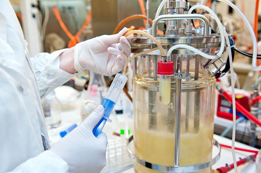 La complicada tarea de purificar sustancias