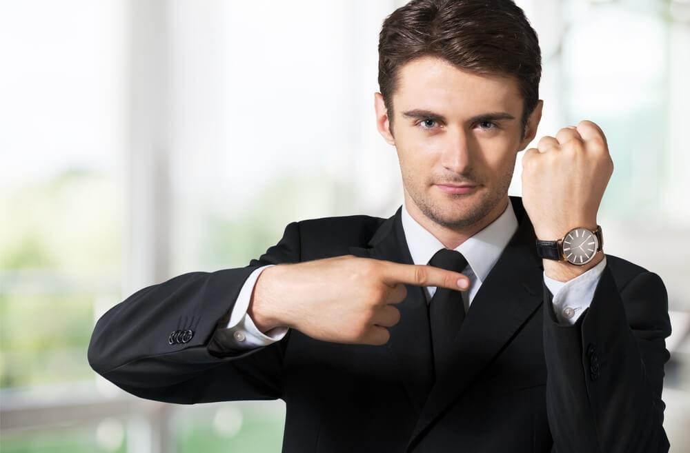 La importancia de respetar el horario de trabajo