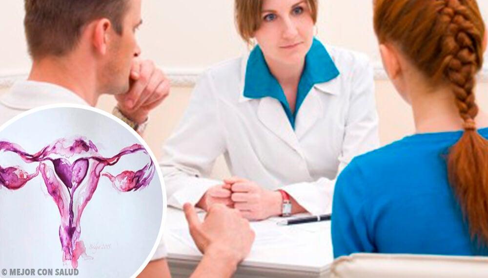 Las 6 causas más comunes de infertilidad en la mujer
