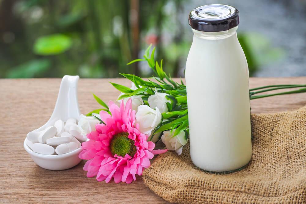 Leche de magnesia para reducir los problemas del sudor excesivo