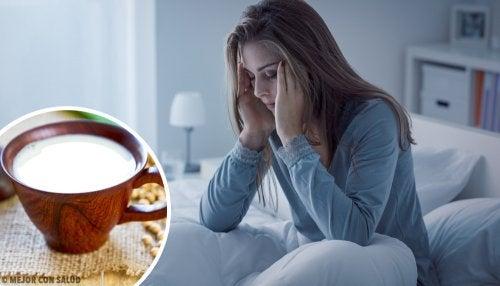 Los 3 mejores remedios naturales para aliviar el insomnio
