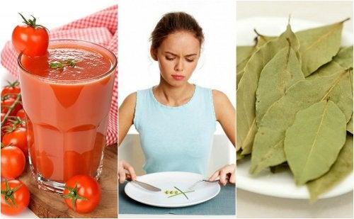 Los 5 mejores remedios caseros para abrir el apetito