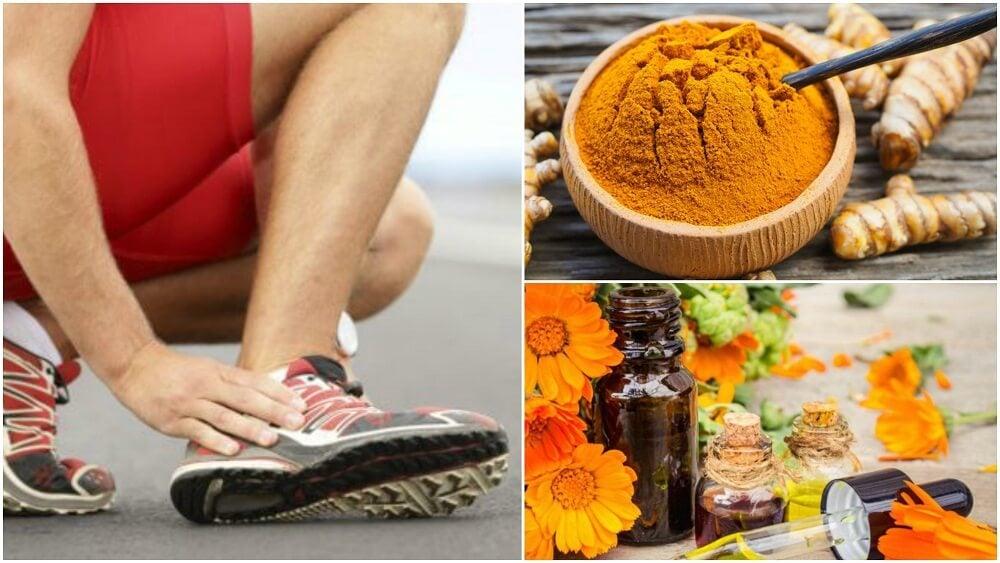 Los 5 mejores remedios para tratar los esguinces de tobillo